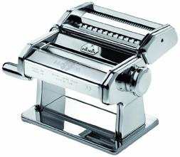 Marcato 073201 Atlas 150 Manual Pasta Machine, 8-1/4 by 6-In