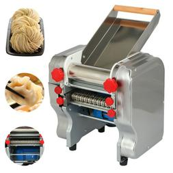 110V 3/ 9mm Commercial Electric Pasta Press Maker Noodle Mac
