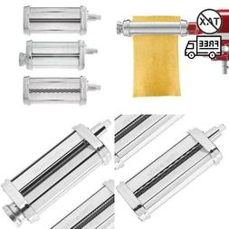 KitchenAid 3-Piece Pasta Roller And Cutter Attachments Set F