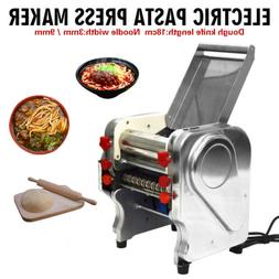 550W Commercial Electric Pasta Press Maker Dumpling Skin Noo