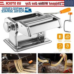 stainless steel roller manual pasta makers