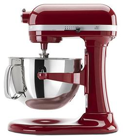 KitchenAid Professional 600 KP26M1XER Stand Mixer - 575 W -