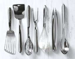 All-Clad Metalcrafters Stainless Steel Kitchen Utensils - Ch
