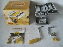 Marcato Atlas 150 Manual Noodle Pasta Maker Model 8320 Italy