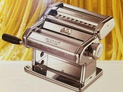 MARCATO ATLAS 150 Wellness ITALIAN PASTA MAKER Stainless Ste