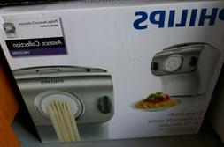 Philips Automatic Pasta Maker Bundle  HR2375/05  NIB NR