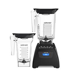 Blendtec Classic 575 Blender with Wildside+ Jar  and FourSid