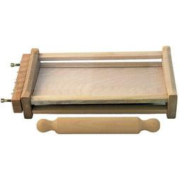 Eppicotispai Chitarra Pasta Cutter, with Rolling Pin Include