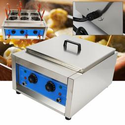Commercial 4/6 Holes Noodles Cooker Electric Pasta Cooking M