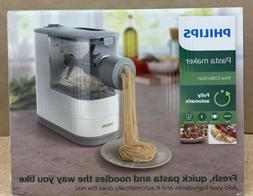 Philips Viva Collection Compact Pasta & Noodle Maker, White