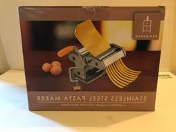 Den Haven Stainless Steel Pasta Maker Modern Culinary Tool F