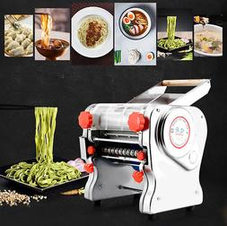 3/9mm 110V Electric Pasta Press Maker Noodle Machine Dumplin