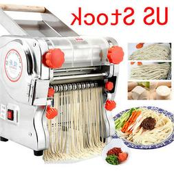 Electric Pasta Press Maker Noodle Machine Stainless Steel Co