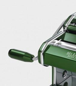 Marcato Handle for Design Atlas 150 Pasta Machine, Green