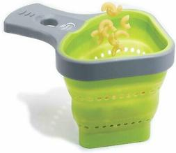 Jokari Healthy Steps Pasta Portion Control Collapsible Silic