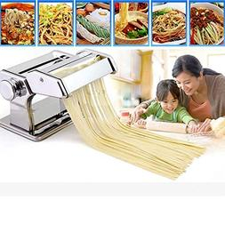 Cheesea Home Kitchen Removable Stainless Steel Pasta Maker N
