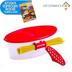 Hot Pasta Boat Heat Resistant PP Material Microwave Steamer