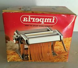 IMPERIA Italy 150 Noodle Pasta Maker Making Machine Roller N