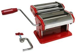 Metro Fulfillment House Italian Style Pasta Maker, Red Finis