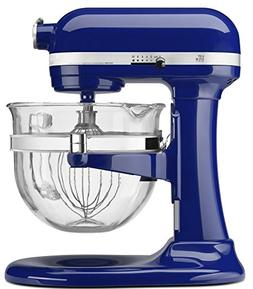 KitchenAid KF26M2XBU 6-Qt. Professional 600 with Glass Bowl