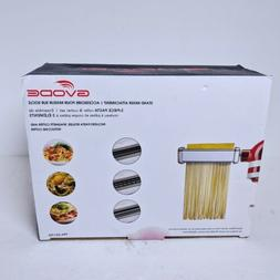 Gvode Kitchen 3-Piece Pasta Roller and Cutter Set for Kitche
