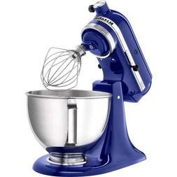 Kitchen Aid 4.5 Quart Mixer - Blue