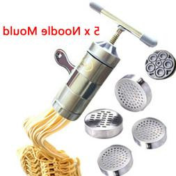 Pasta Noodle Maker Fruit Juicer Press Spaghetti Kitchen Mach