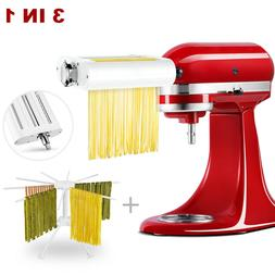 KitchenHot 3-Piece Pasta Roller and Pasta Makers