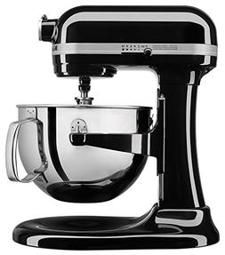 KitchenAid KL26M1XOB Professional 6-Qt. Bowl-Lift Stand Mixe
