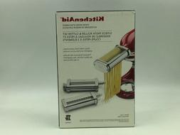 KitchenAid KP150427 Stand Mixer Attachment 3-Piece Pasta Rol
