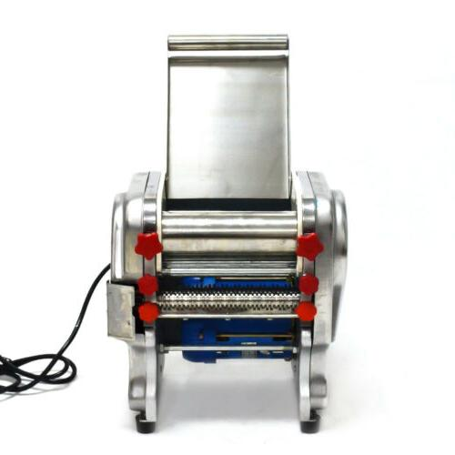 110V Pasta Press Maker Skin Machine