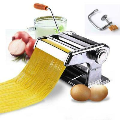 Stainless Pasta 150 with Pasta Cutter