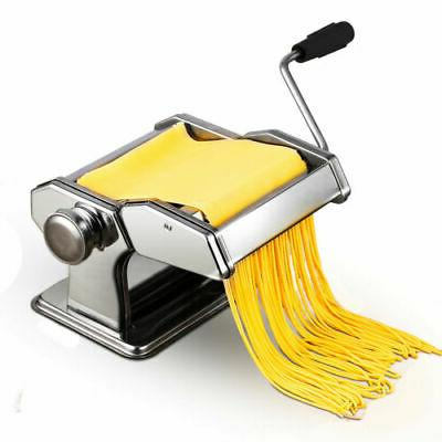 Stainless Steel Pasta 150 with Cutter