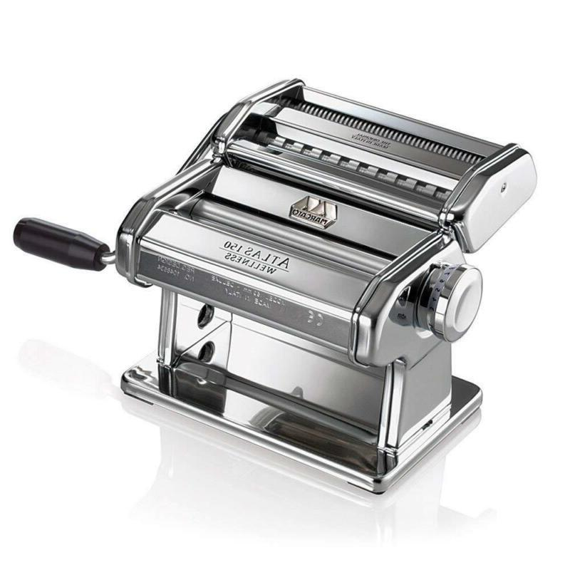 Marcato 8320 Atlas 150 Pasta Cutter Maker