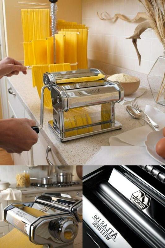 8320 atlas wellness 150 italy pasta cutter