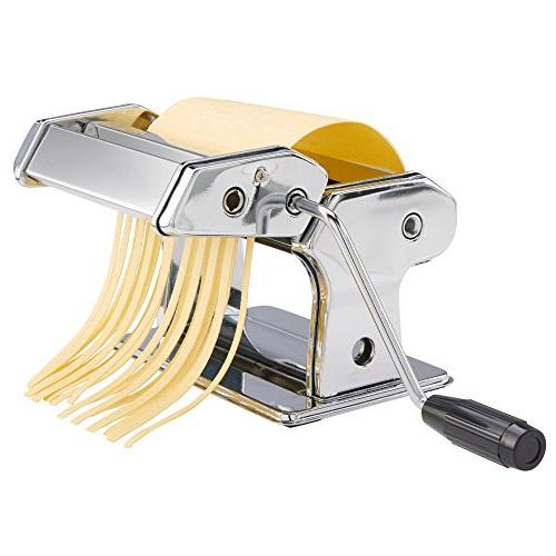 VonShef Pasta with Cut Press Table Top Clamp and