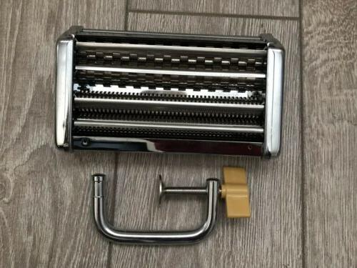 Atlas 150 Pasta Maker Stainless  MADE ITALY