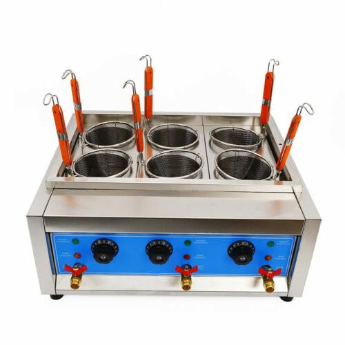 Commercial Cooker Pasta Cooking Machine Makers