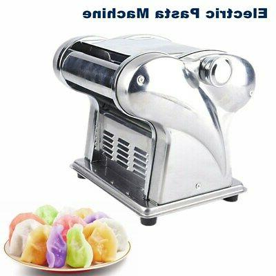 commercial electric dough roller sheeter noodle pasta