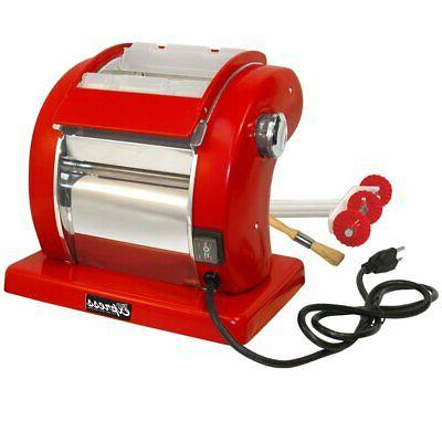 Weston Electric Pasta Machine, Red New