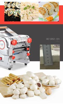 Electric Press Noodle Machine Home Commercial 110V