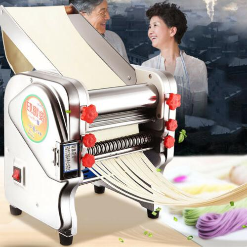 Electric Automatic Noodle Machine Pasta Press Maker Dumpling