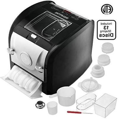 gpm630 one touch automatic pasta maker mixes