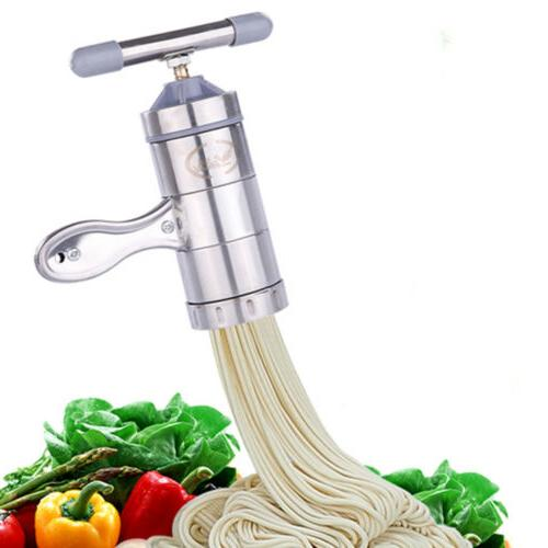 Stainless Steel Noodle Spaghetti Kitchen Machine Model