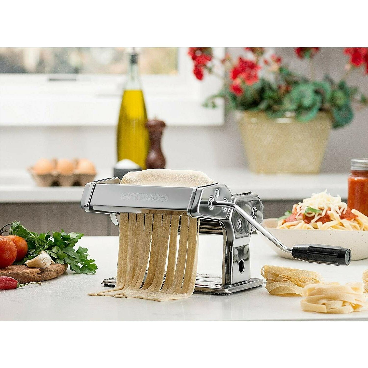 Maker Pasta Machine Steel Cutter Manual