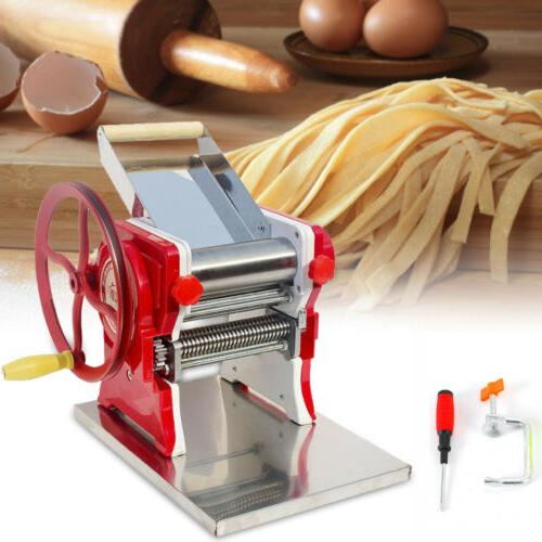 Fresh Pasta Maker Machine All-In-One Professional noodle spa