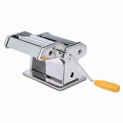 Manual Pasta Noodles Maker Machine Fettuccine