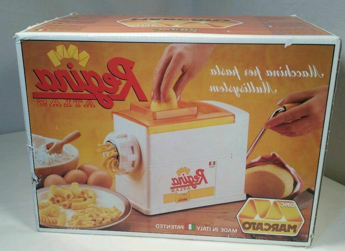 pasta maker machine wellness atlas regina macaroni