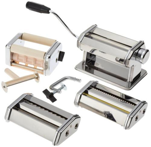 pasta makers and accessories maker deluxe set