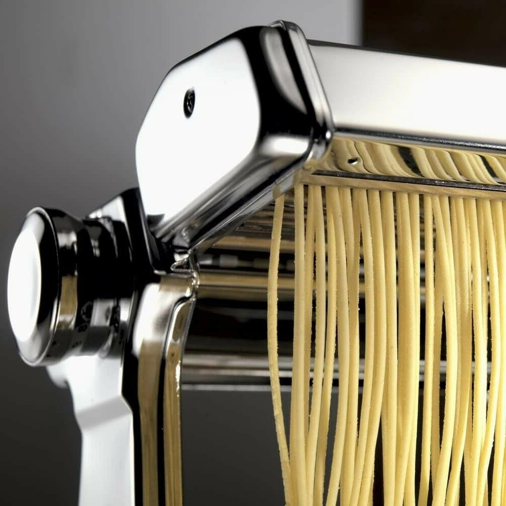 Marcato Design 8320 Atlas 150 Pasta Machine, Made in Italy,